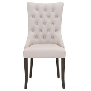 Paola Leather Dining Chair (Set of 2)