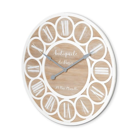 Mercana Cirque Wall Clock