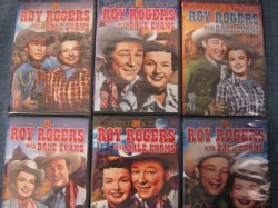 Roy Rogers With Dale Evans: Vols. 1-6 (DVD)