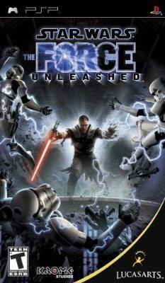 PSP - Star Wars: Force Unleashed