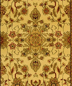 Safavieh Lyndhurst Traditional Oriental Ivory/ Tan Rug (3'3 x 5'3) - Thumbnail 2