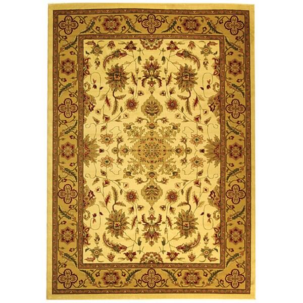 Sears Area Rugs 5x8: Shop Safavieh Lyndhurst Traditional Oriental Ivory/ Tan