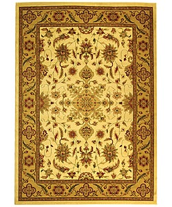 Safavieh Lyndhurst Traditional Oriental Ivory/ Tan Rug (8' x 11') - Thumbnail 0