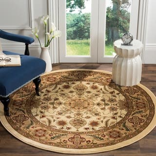 Soho Traditional Oriental Area Rug 7 10 Round Free