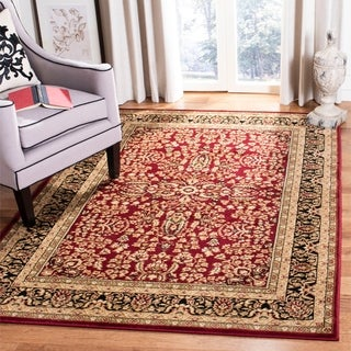 Safavieh Lyndhurst Traditional Oriental Red/ Black Rug (3'3 x 5'3)