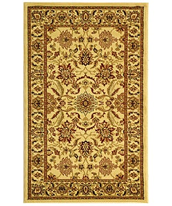Safavieh Lyndhurst Traditional Oriental Ivory Rug (3'3 x 5'3)