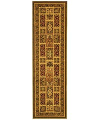 "Safavieh Lyndhurst Traditional Oriental Green/ Multi Runner Rug - 2'3"" x 8'"