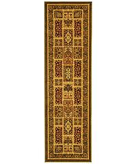Safavieh Lyndhurst Traditional Oriental Green/ Multi Runner (2'3 x 12')