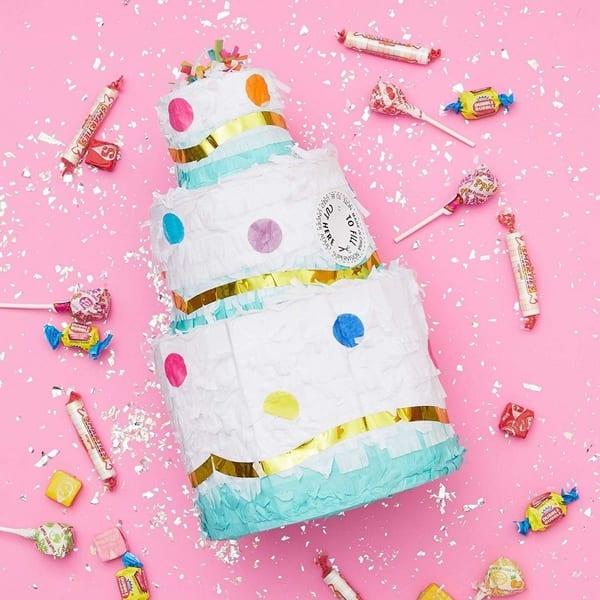 Sensational Shop Small Birthday Cake Pinata Cinco De Mayo Party Party Funny Birthday Cards Online Alyptdamsfinfo