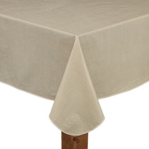 Café Deauville 100 Vinyl Table Cloth