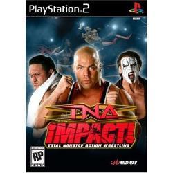 PS2 - TNA Impact! - Thumbnail 1
