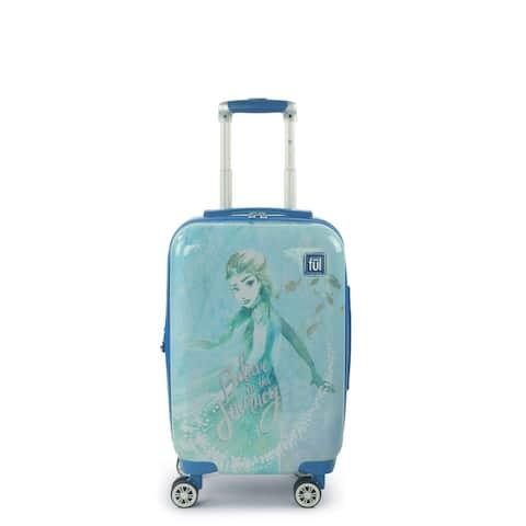 FUL Disney Frozen 2 Elsa Believe in the Journey 21in Luggage Spinner - 20.5 inch