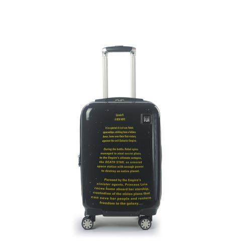 FUL Star Wars A New Hope Opening Crawl Printed 21in Luggage Spinner - 21 inch