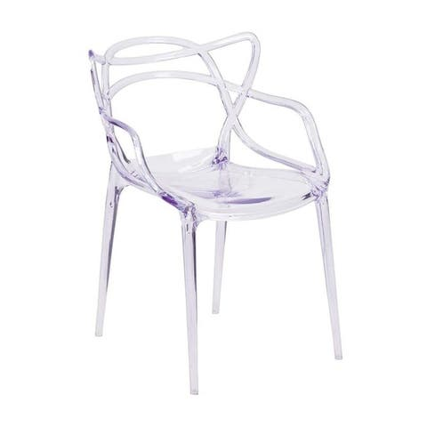 Master Clear Chair (set of 4)