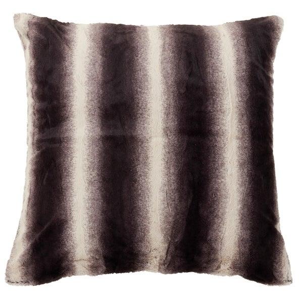 Faux Fur Decorative Floor Pillow Cover. Opens flyout.