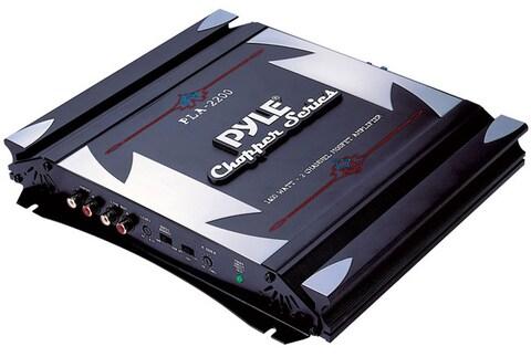 Pyle 2-channel 1400-watt Bridgeable MOSFET Amplifier