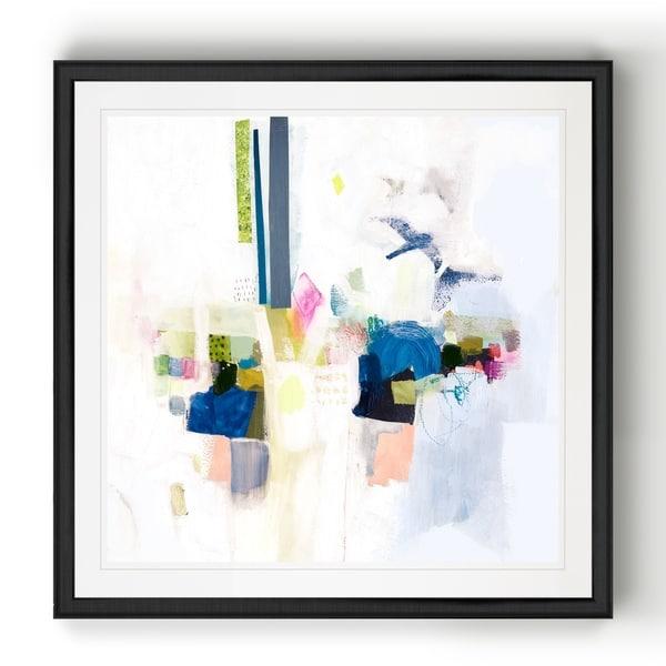 Boardwalk Taffy I -Black Framed Print