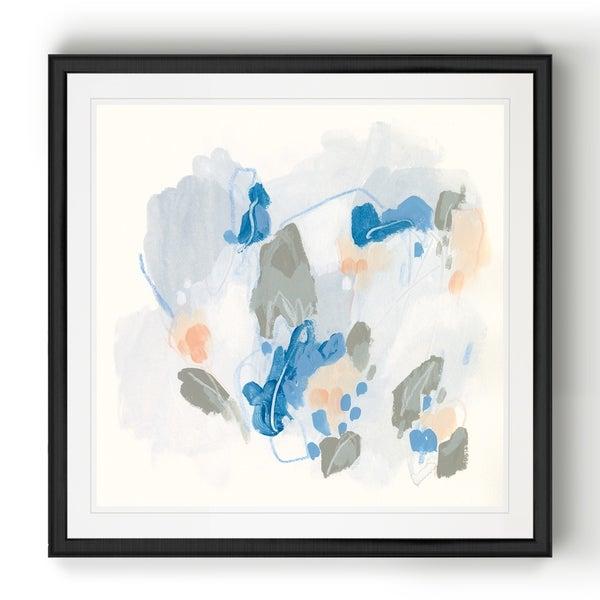 Light Refraction I -Black Framed Print