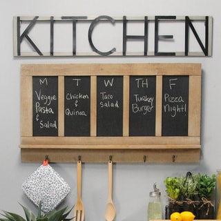Link to The Gray Barn 'Kitchen' Metal Sign Similar Items in Decorative Accessories