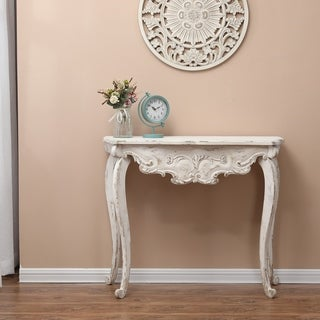 Link to Wood Vintage Console and Entry Table Similar Items in Living Room Furniture