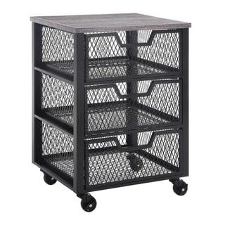 Jarrett Multiple Drawer Rolling Cart