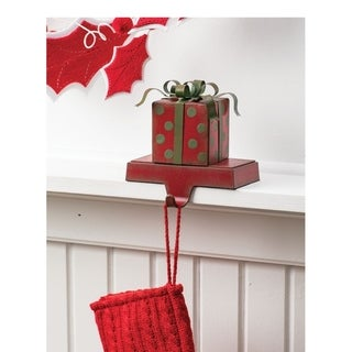 Link to Gift Box Stocking Holder Similar Items in Christmas Decorations