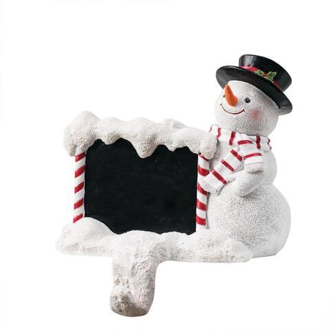 Sullivans Snowman Stocking