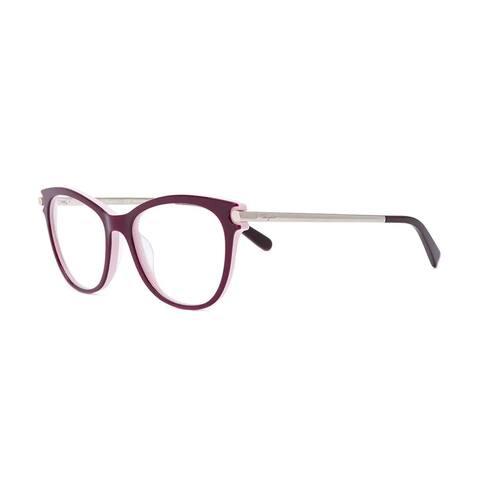 Ferragamo Rx SF2763 Burgundy Rose Women Eyeglasses