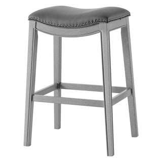 Link to Grover PU Leather Bar Stool Similar Items in Dining Room & Bar Furniture