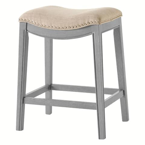 Grover Fabric Counter Stool