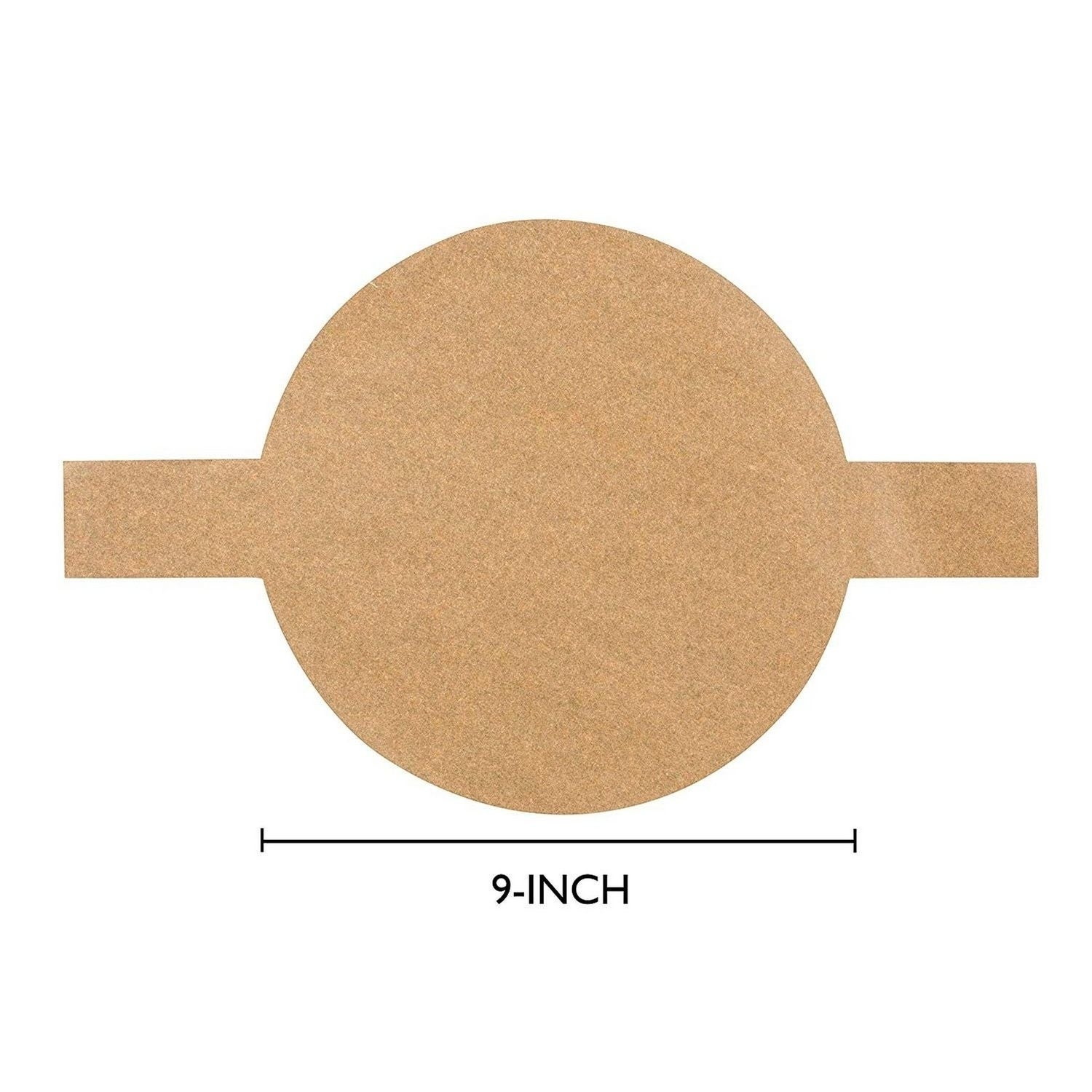 Parchment Baking Paper Round Circles 100 Pack All Sizes Available