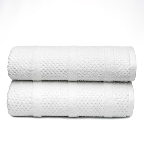Ellen Tracy Opulence Texture Collection 2 Piece Towel Set