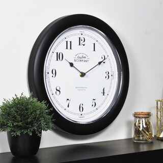 FirsTime & Co.® Homestyle Wall Clock - 12""