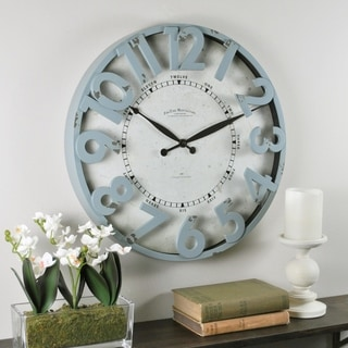 FirsTime & Co.® Antique Harbor Wall Clock - 11""