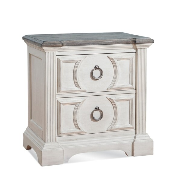 Bristow 2-Drawer Nightstand by Greyson Living