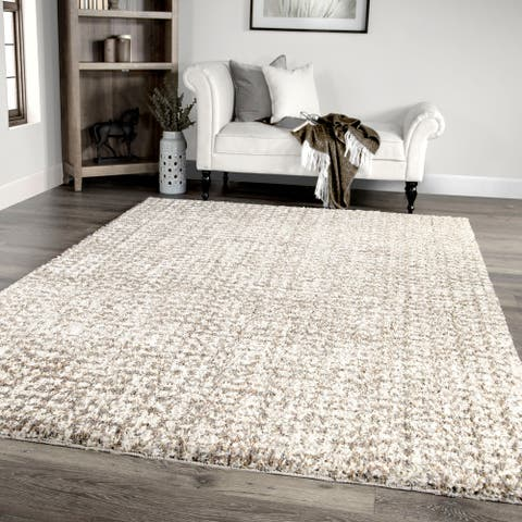 Orian Rugs Cotton Tail Ii Ditto White