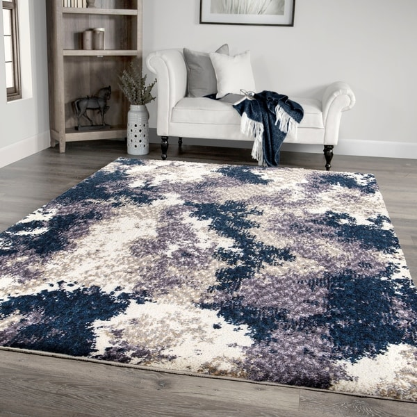 "Palmetto Living Jennifer Adams Cotton Tail Dreamy Taupe Area Rug - 5'3"" x 7'6"""
