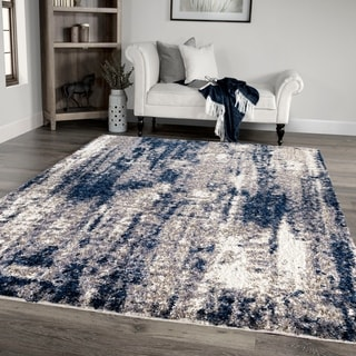 "Palmetto Living Jennifer Adams Cotton Tail Wild River Area Rug - 5'3"" x 7'6"""