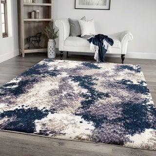 Palmetto Living Jennifer Adams Cotton Tail Dreamy Taupe Area Rug - 9' x 13'