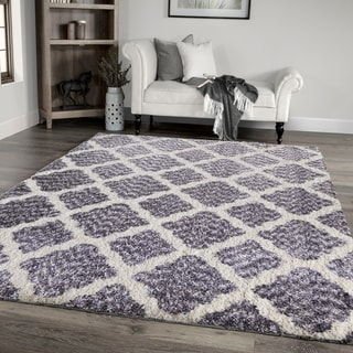 """Palmetto Living Cotton Tail Buttery-Soft Belmar Grey Area Rug - 7'10"""" x 10'10"""""""
