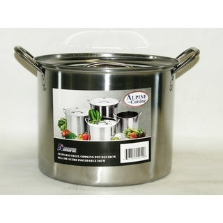 Link to 6QT Stainless Steel Stockpot Pot Similar Items in Kitchen Appliances