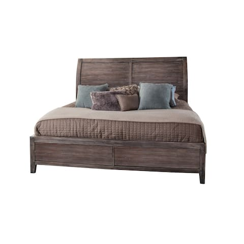 Asher Sleigh Bed by Greyson Living