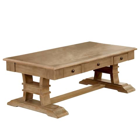 Best Quality Furniture Rustic Coffee Table, End Table, and Console Table Only