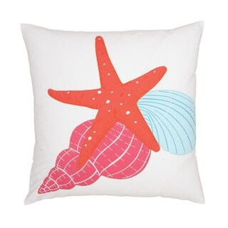 Starfish Trio Pillow