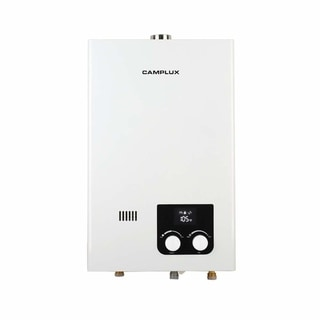Camplux 10L 2.64 GPM NG High Capacity Indoor Tankless Water Heater