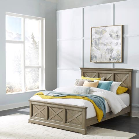 Mountain Lodge Queen Bed