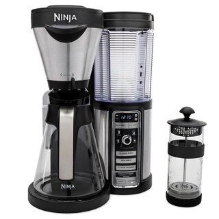 Ninja CF081 Coffee Bar Brewer with Glass Carafe (Refurbished)