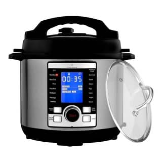 ChefWave Swift Pot Multi-Use Programmable Pressure Cooker w/ Accessories