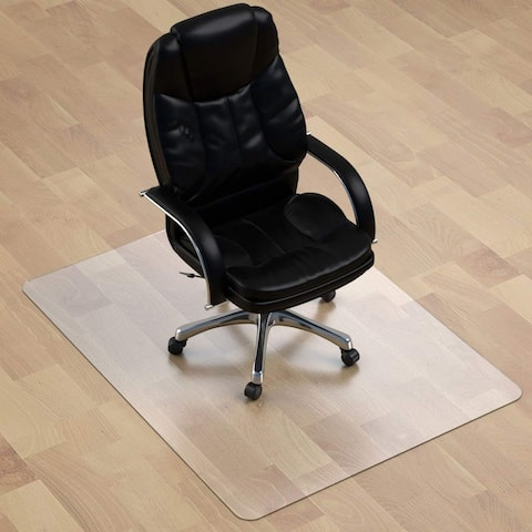 """Home Office PVC Chair Mat Protect Floor Pad 36"""" x 48"""""""