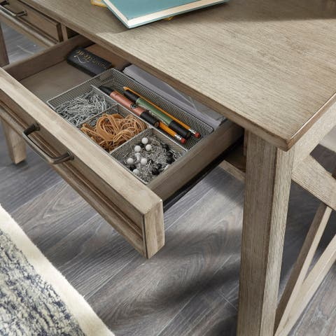 Mountain Lodge Student Desk with Hutch